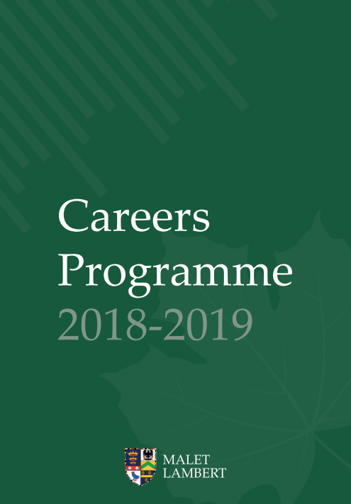Careers Programme